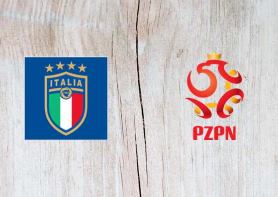 Italy vs Poland Full Match & Highlights 07 September 2018