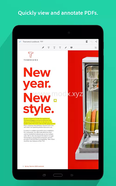 Adobe Acrobat Reader (Premium Unlocked)