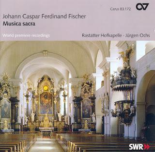 Fischer, J.C.F.: Jubilate Deo / Missa Sancti Dominici / Vesperae, Seu Psalmi Vespertini / Lytaniae Lauretanae
