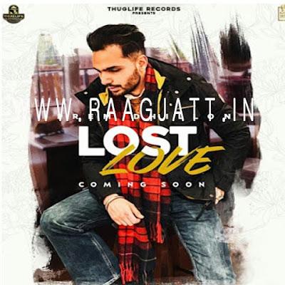 lost love song lyrics by Prem Dhillon