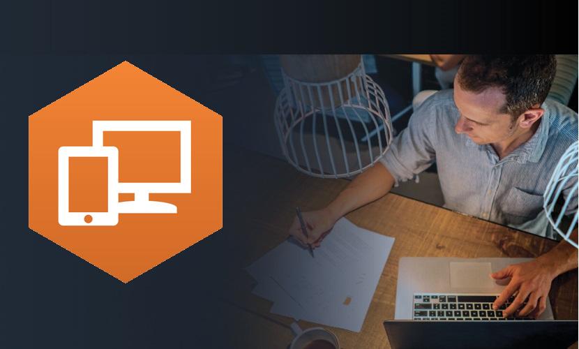 Resultado de imagen de Amazon WorkSpaces: herramienta gratuita de AWS para trabajo desde casa