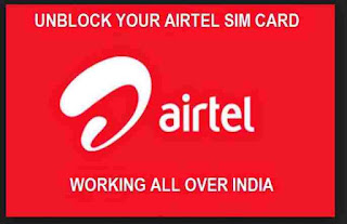 Working Airtel sim Unblocking Methods/Tricks September 2015