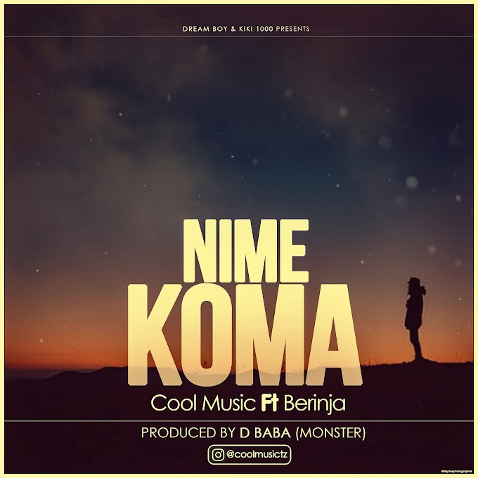 NEW AUDIO |CoolMusic ft Berinja - Nimekoma (official audio)