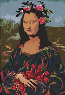 Image result for mona lisa variations