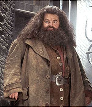 Świat Magii i Hogwartu: Rubeus Hagrid