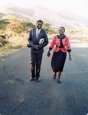 Dp William S Ruto as a village preacher back in the day