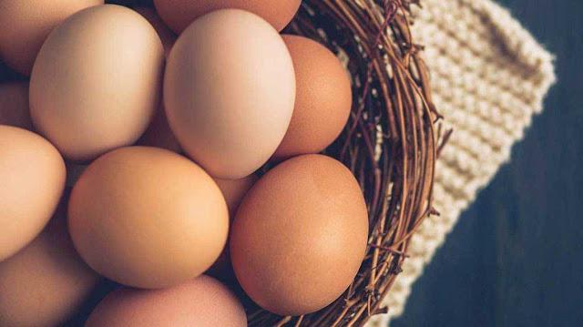 ماسك البيض للشعر