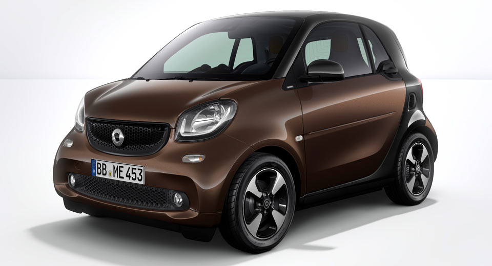 smart fortwo and forfour get minor tech updates in frankfurt. Black Bedroom Furniture Sets. Home Design Ideas