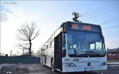 autobuz stb - info drumul taberei