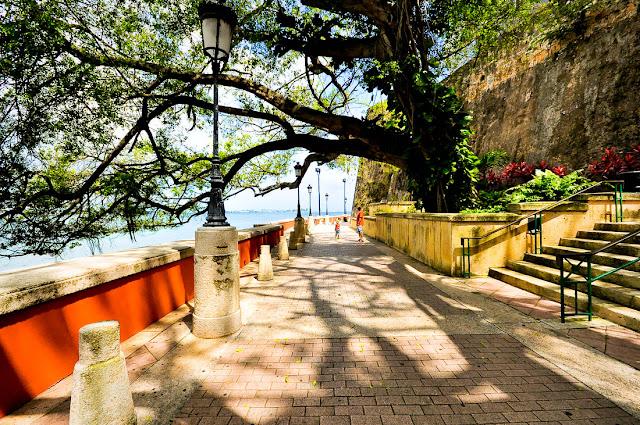 El Paseo de la princesa Puerto Rico