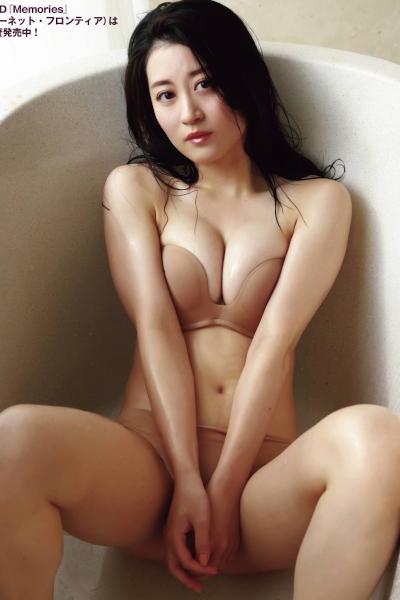 Kei Jonishi 上西恵, Ex-Taishu 2020 No.04 (EX大衆 2020年4月号)