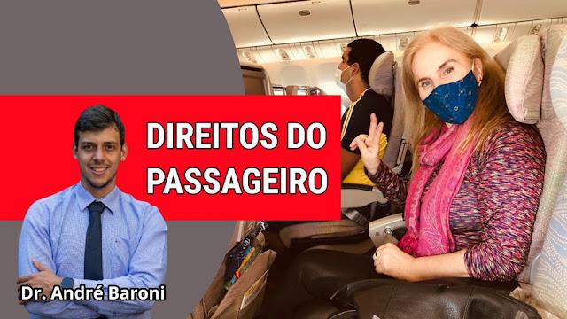 Os direitos do passageiro