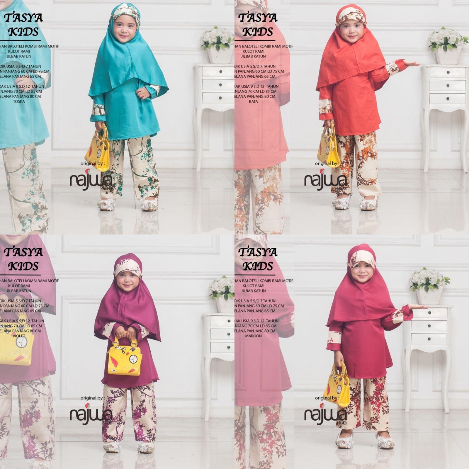 Andieen Shopping May 2018 Tas Import Ohanel Gratis Hijab Instan Najwa Tasya Kids By