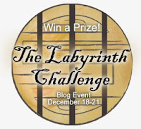 The Labyrinth Challenge and Cover Reveal!