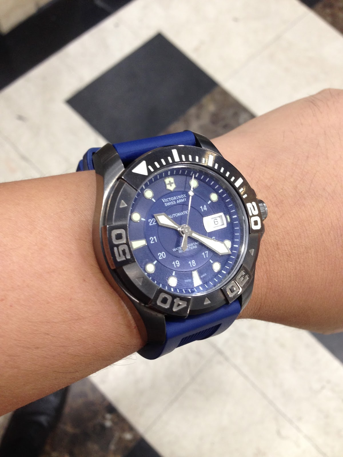 com watches gruppo reveiw nov gamma photo watchreport am divemaster watch