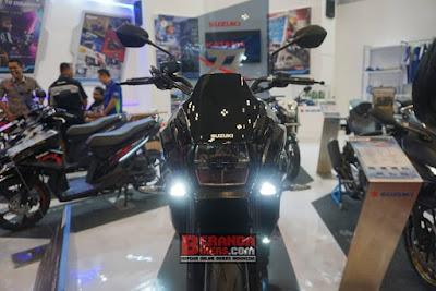 Suzuki Katana 1000cc, Lampu Kotak Nuansa Vintage Tetapi Tetap KEKAR!