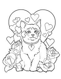 Tips For Cat Sire at Home - Coloring Pages For Kids