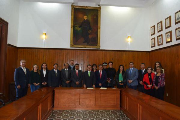 Conforma gobierno de Cholula Consejo de Participación Ciudadana