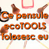 Pensulele ecoTOOLS - review
