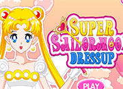 Super Sailor Moon Dress Up