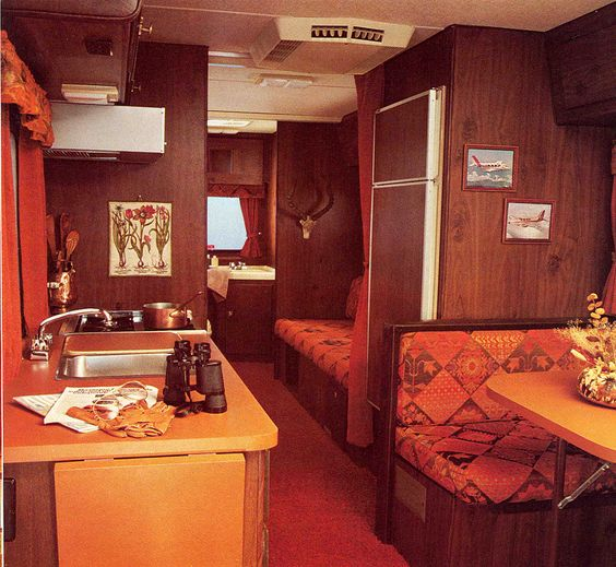 The Sexy Allure Of Vintage Rvs Go Retro