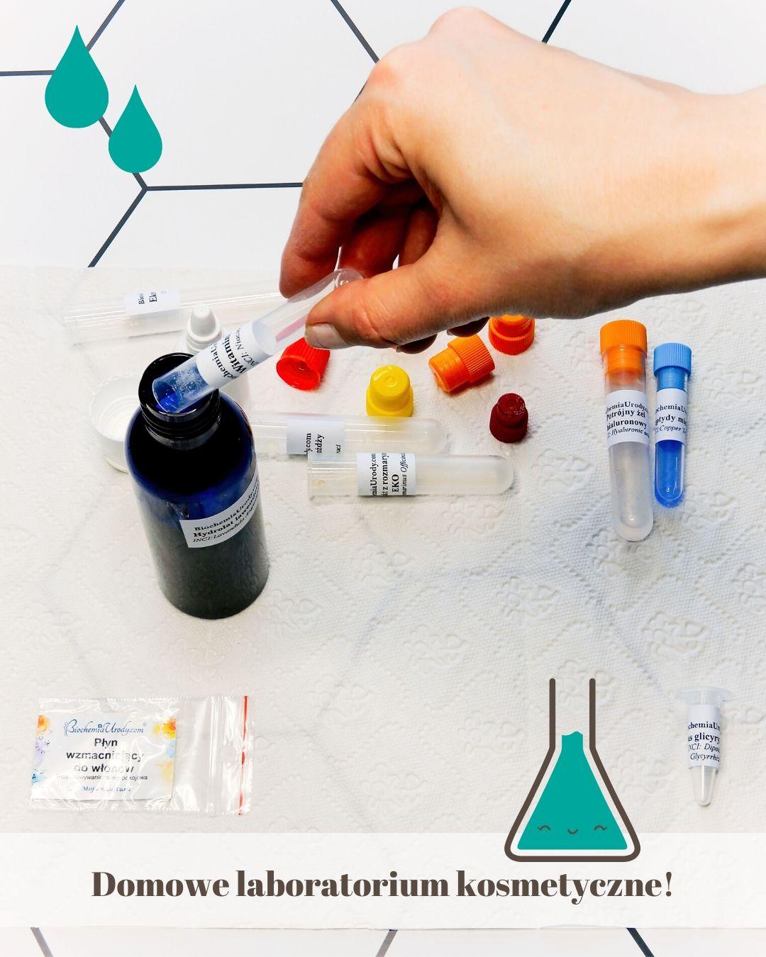 Specjalność? Biochemia! | Biochemia Urody, czyli kosmetyczne DIY
