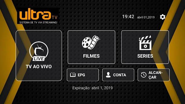 تحميل تطبيق Ultra TV 2021
