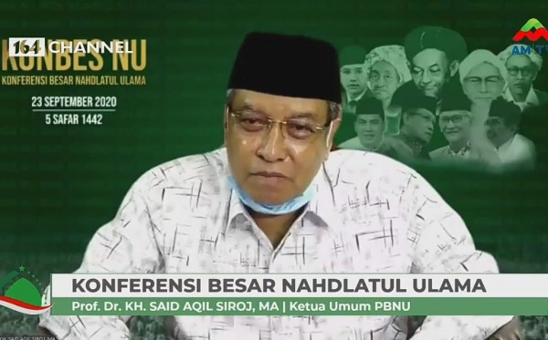 Said Aqil: Kepala Daerah Dipilih DPRD Sudah Demokratis