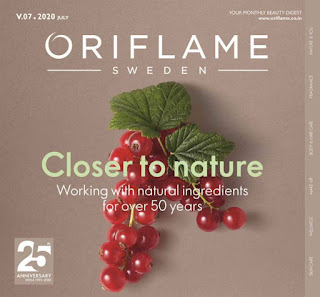 oriflame catalogue july 2020