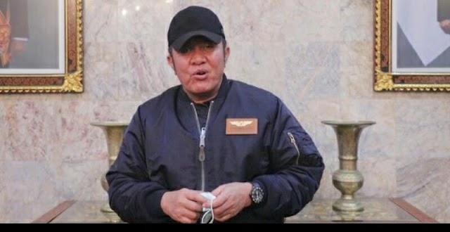 Gubernur Sumatra Selatan Siap Di Suntik Vaksin Covid 19