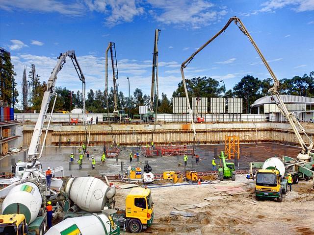 Проверка прочности бетона в Севастополе