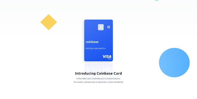 Coinbase Card support is added to Google Pay app