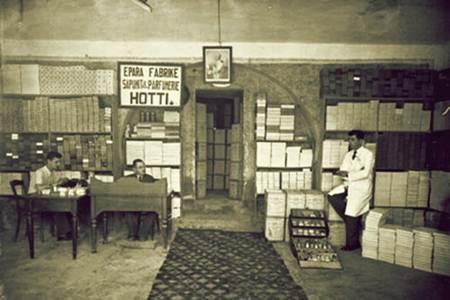 fabrika e sapunit dhe parfumerise Hoti