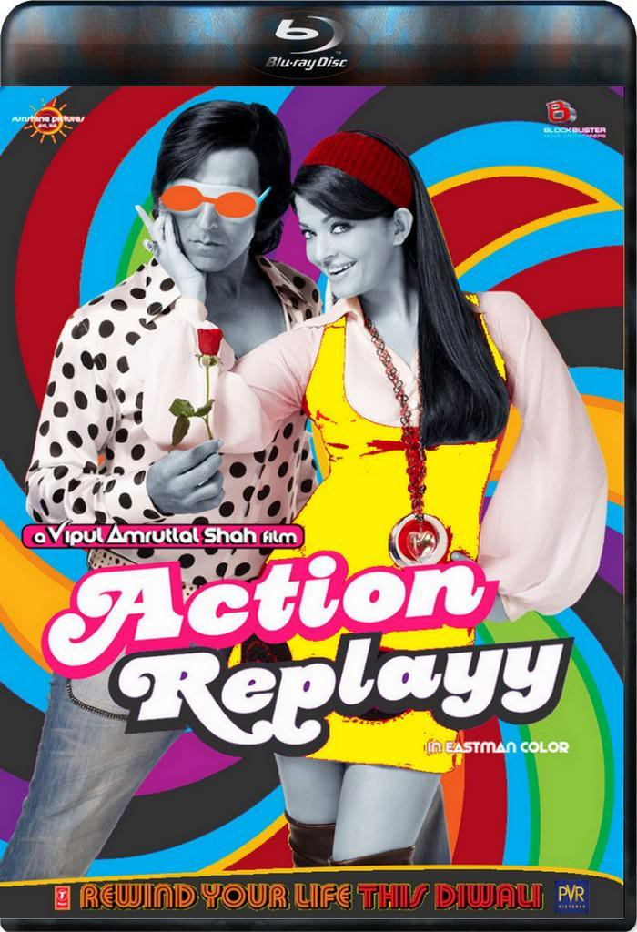 Action Replay 720p bluray