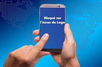 Android Bloqué a L'écran du Logo au Démarrage