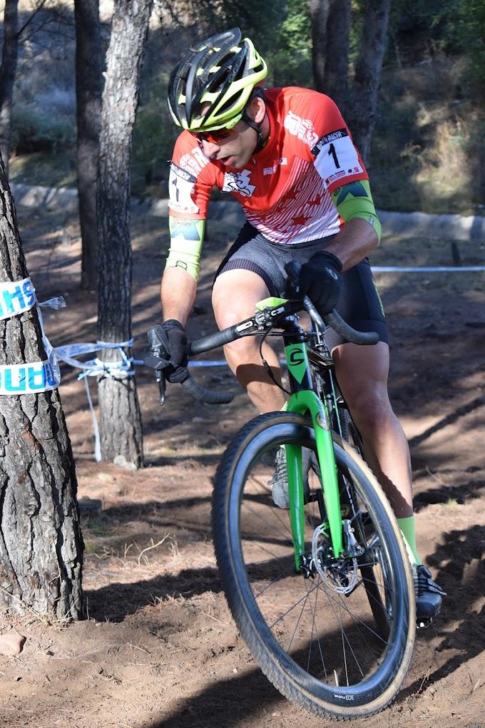 Hernández y Barba conquistan el VI ciclocross de Mejorada del Campo