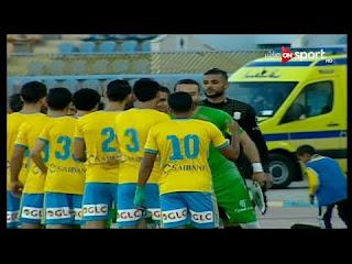 اعادة  مباراة الإسماعيلي vs الاتحاد السكندري - الدوري المصري الممتاز 2019 - 2018