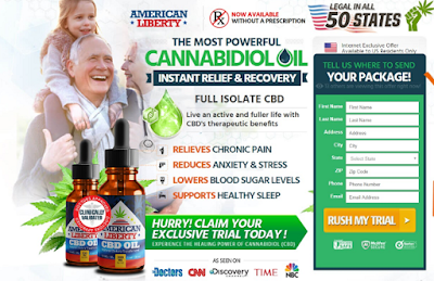 American Liberty CBD oil