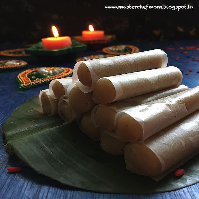 Mundhiri Surul | Kaju Roll