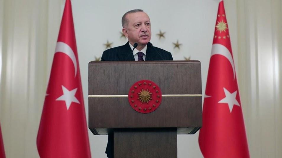 Διαστημικό πρόγραμμα με πρώτο στόχο το φεγγάρι ανακοίνωσε ο Ερντογάν