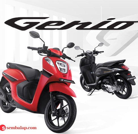 Pilihan Warna Honda Genio, Keunggulan dan Spesifikasi