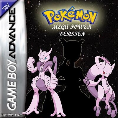 Pokemon Mega Power GBA ROM Download