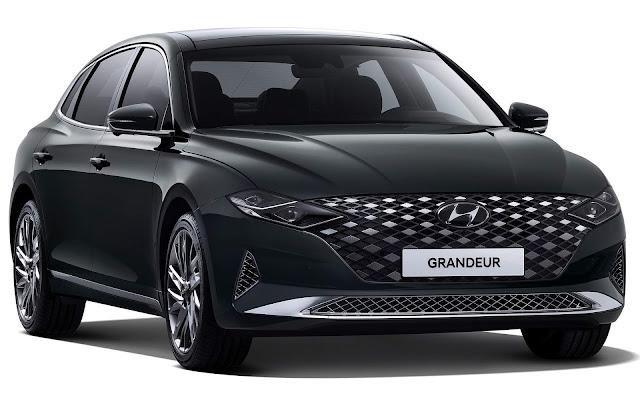 Novo Hyundai Azera 2020