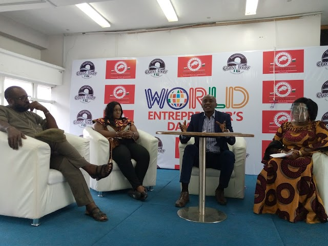 C'river Investment Promotions Agency conscientices young entrepreneurs ahead of business boom in Calabar