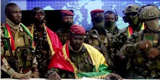 "Militer Klaim Kudeta di Guinea, Presiden Alpha Conde ""Lenyap"""
