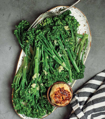 Easy Garlic Broccolini Recipe