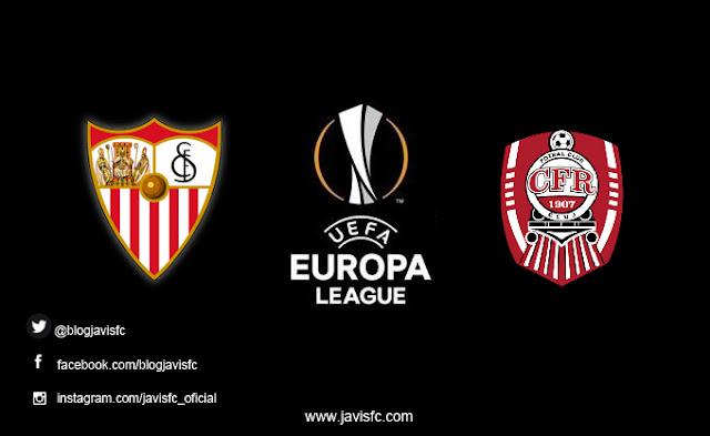Previa Sevilla FC - Cluj