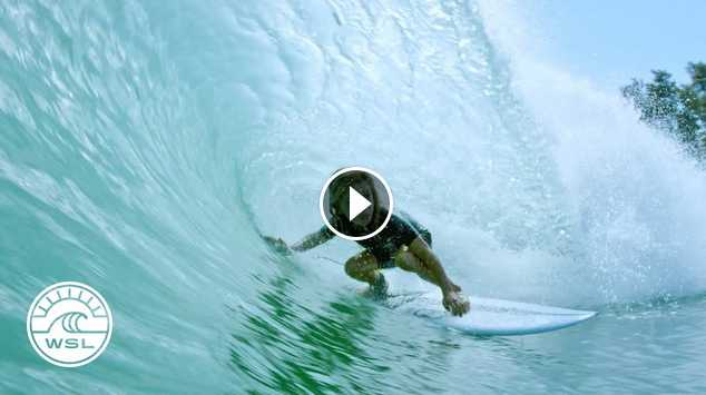 11-Year-Old Jackson Dorian at Kelly Slater s Surf Ranch
