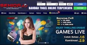 Senior4D adalah situs Togel Online dan Togel Hongkong terbaik