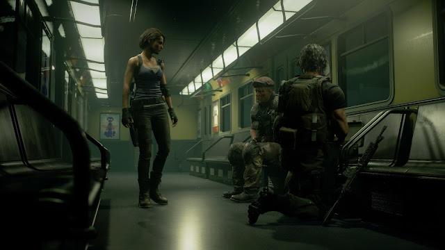Resident Evil 3 PC ISO